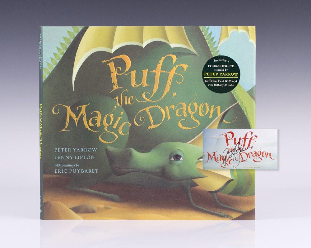 Puff the Magic Dragon.