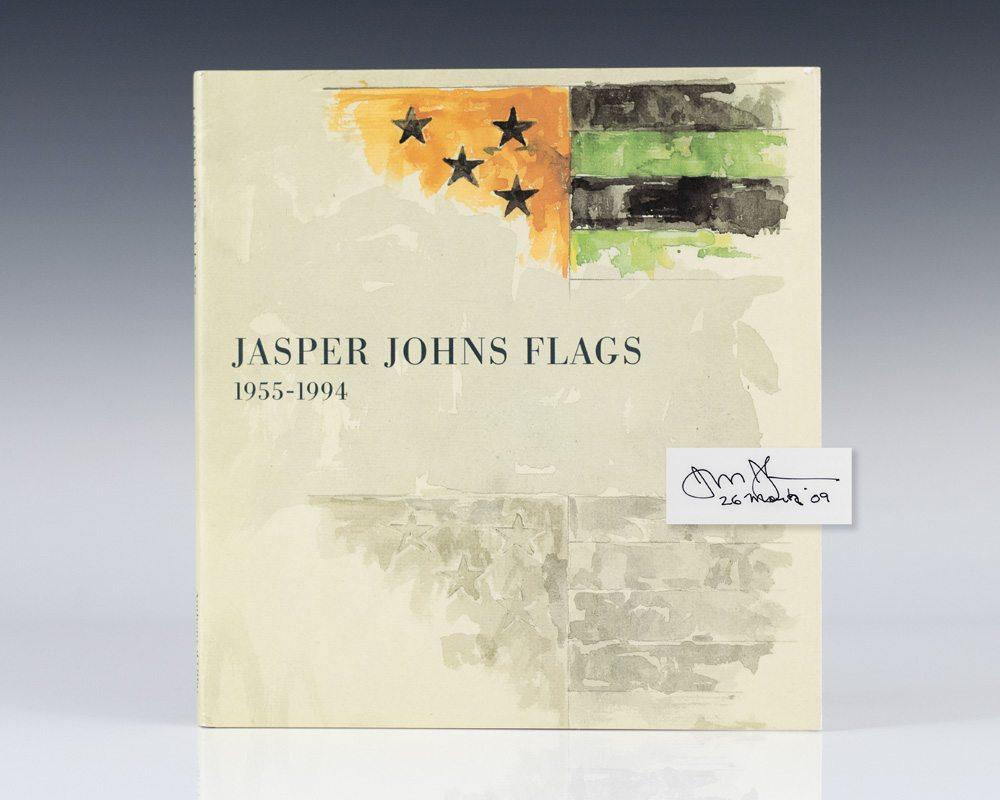 Jasper Johns Flags: 1955-1994.