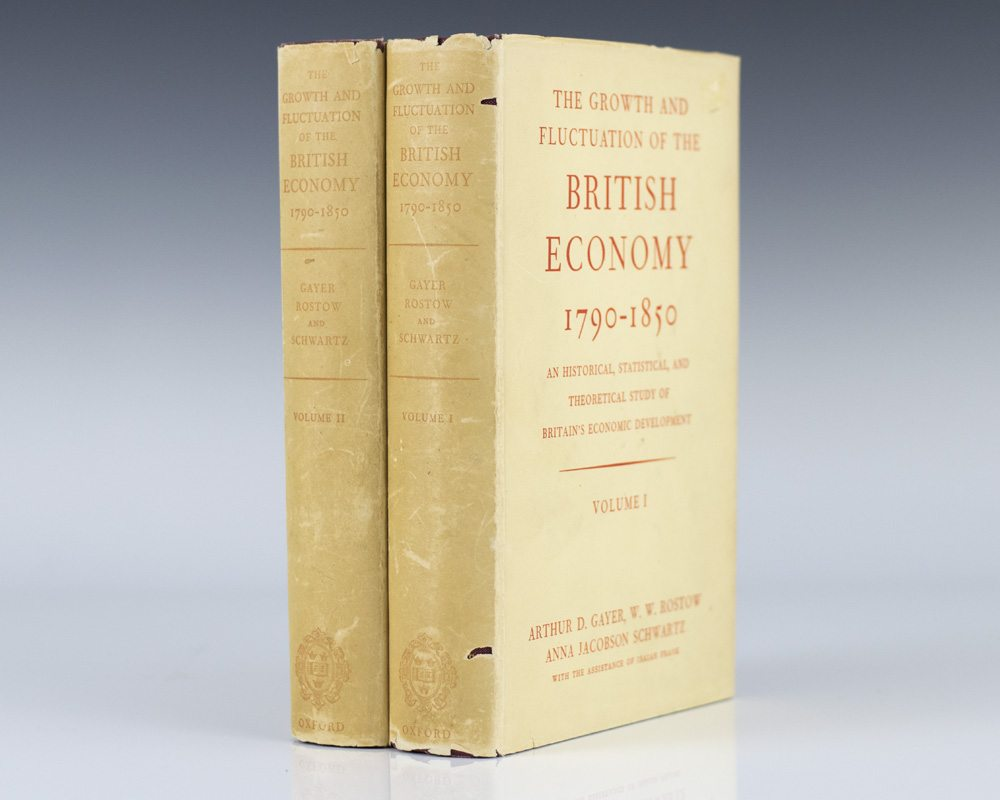 a history of the british economy
