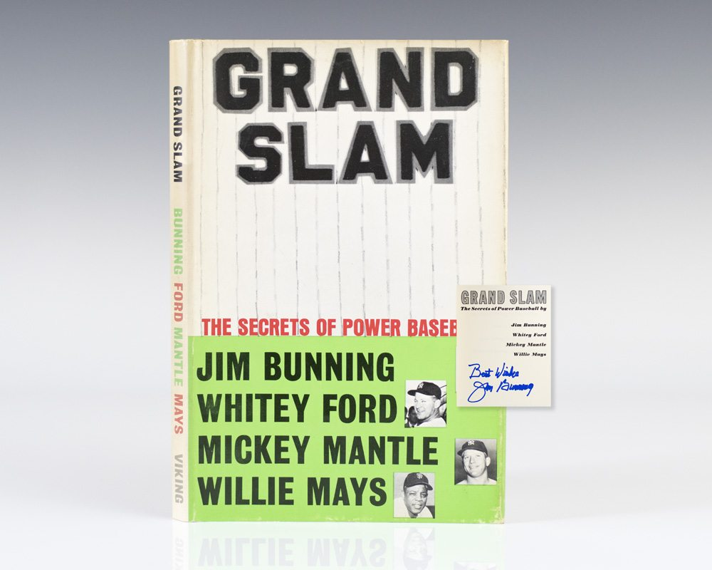 Grand Slam: The Secrets of Power Baseball.
