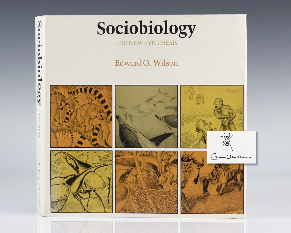 sociobiology This paper seeks to address the question of whether the sociobiological explanatory pattern applies to ancient descriptions of human behaviour, with respect to relationships of control and dependence in the societies of sparta and crete in the classical and hellenistic periods.