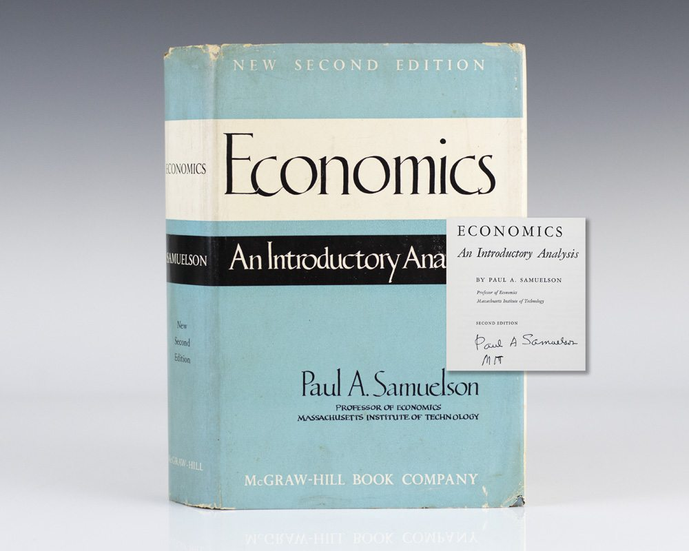 paul samuelson economics an introductory analysis pdf