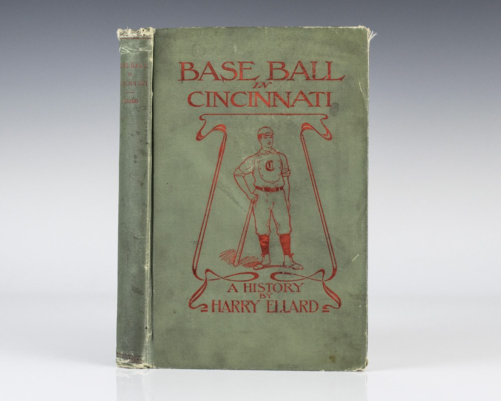 Baseball In Cincinnati: A History.
