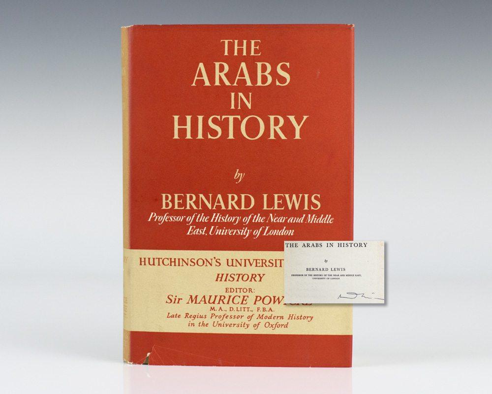 Arabs In History.