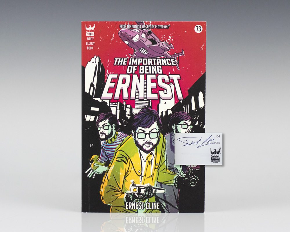 The Importance of Being Ernest.