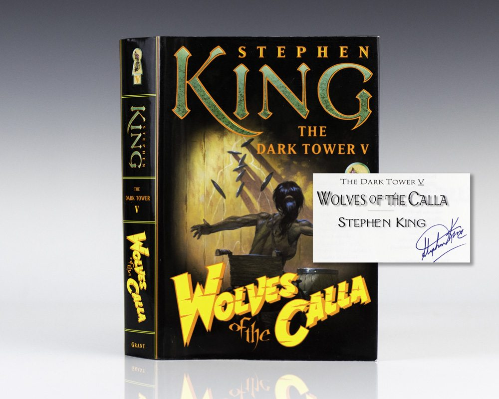 The Dark Tower V: Wolves of the Calla.