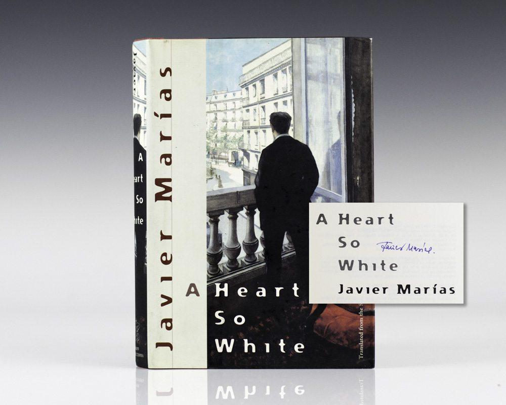 A Heart So White.