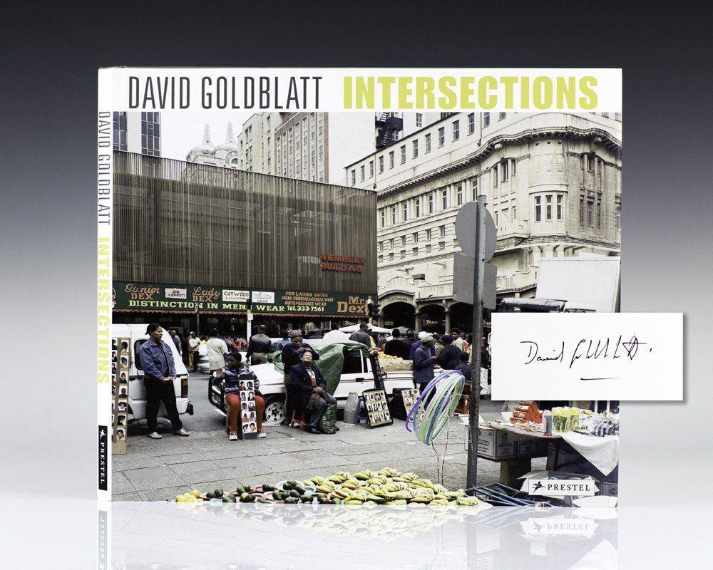 David Goldblatt: Intersections.