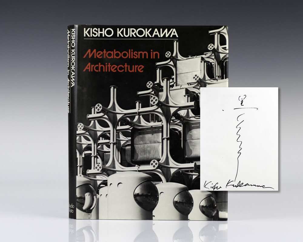 Metabolism in Architecture.