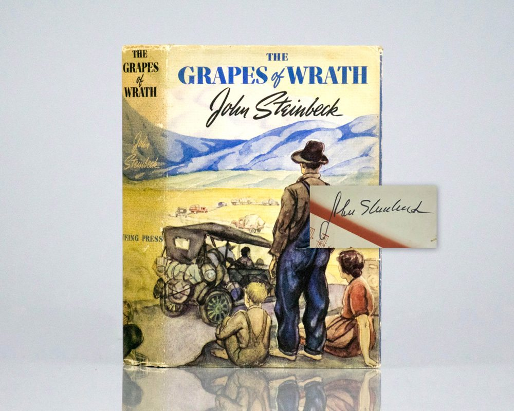 the theme of kindness in the grapes of wrath a novel by john steinbeck All in all, the themes from the marxist theory are tightly connected to the plot of the novel grapes of the wrath the author john steinbeck was determined to show the reality of the economic system during the great depression and how it affected people's lives.