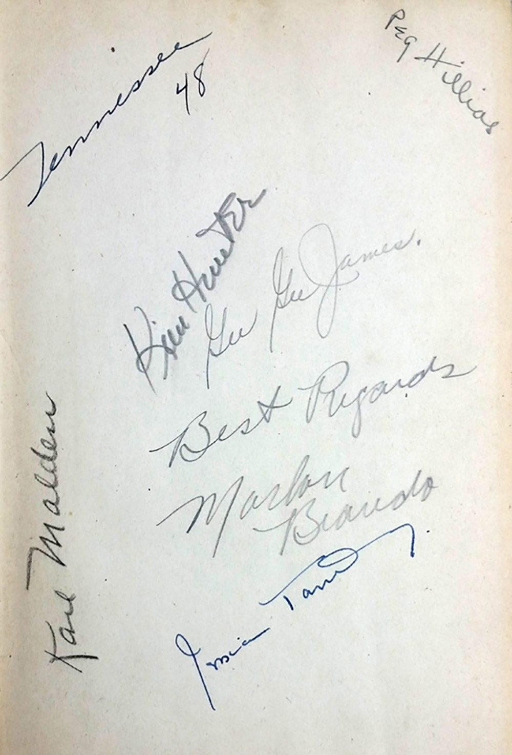 a streetcar d desire tennessee williams first edition signed 4528 middot a streetcar d desire
