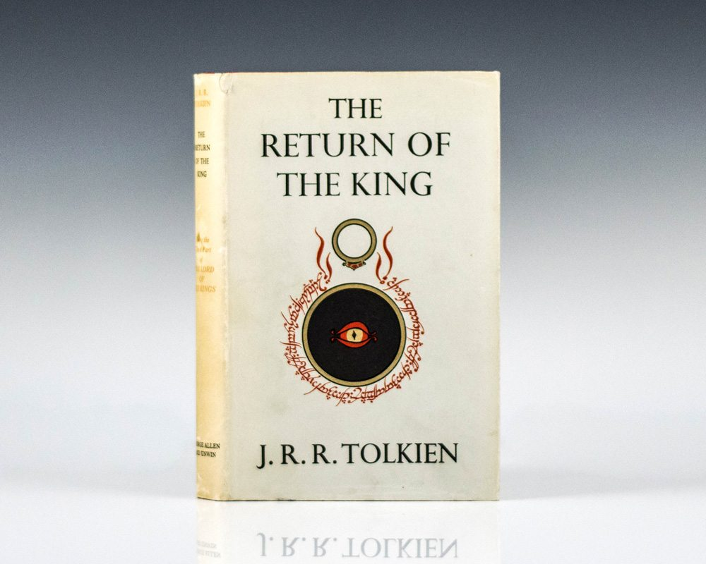 """an analysis of the lord of the rings trilogy by jrr tolkien The lord of the rings,"""" the celebrated fantasy book series by jrr tolkien that  became a worldwide film phenomenon is now headed to the."""