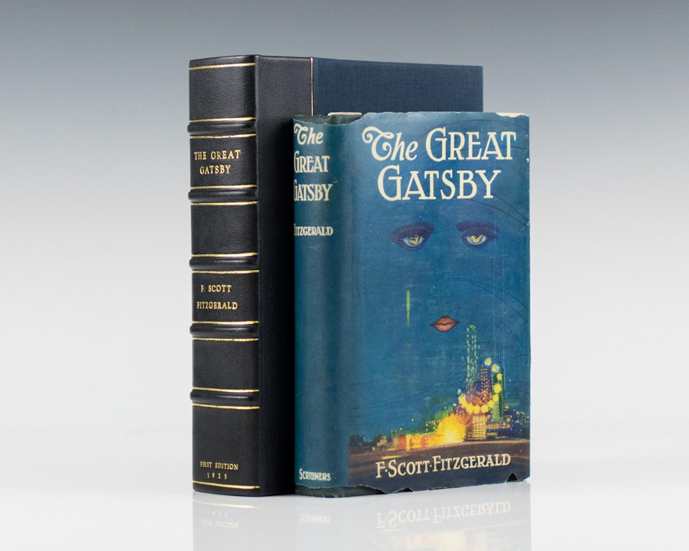 the great gatsby by f scott fitzgerald The great gatsby (f scott fitzgerald) at booksamillioncom the exemplary  novel of the jazz age, f scott fitzgeralds' third book, the great gatsby (1925),.