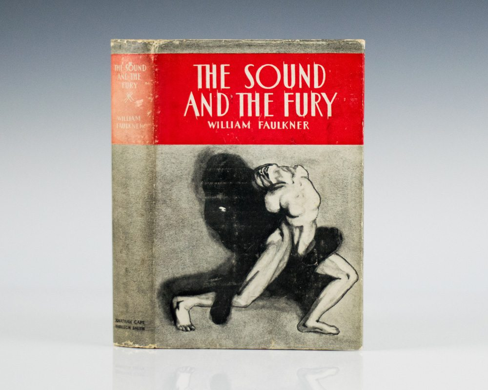 an analysis of the sound and the fury by william faulkner 1929 The sound and the fury is a novel written by the american author william faulknerit employs a number of narrative styles, including stream of consciousnesspublished in 1929, the sound and.