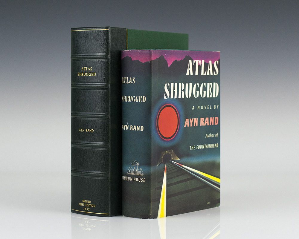 an analysis of directive 10 289 in atlas shrugged a novel by ayn rand