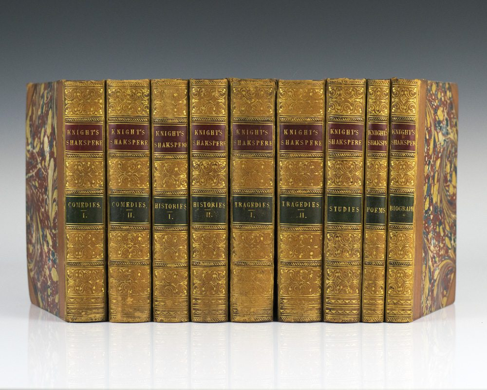 The Comedies, Histories, Tragedies, Studies, Biography and Poems of William Shakspere [Shakespeare].