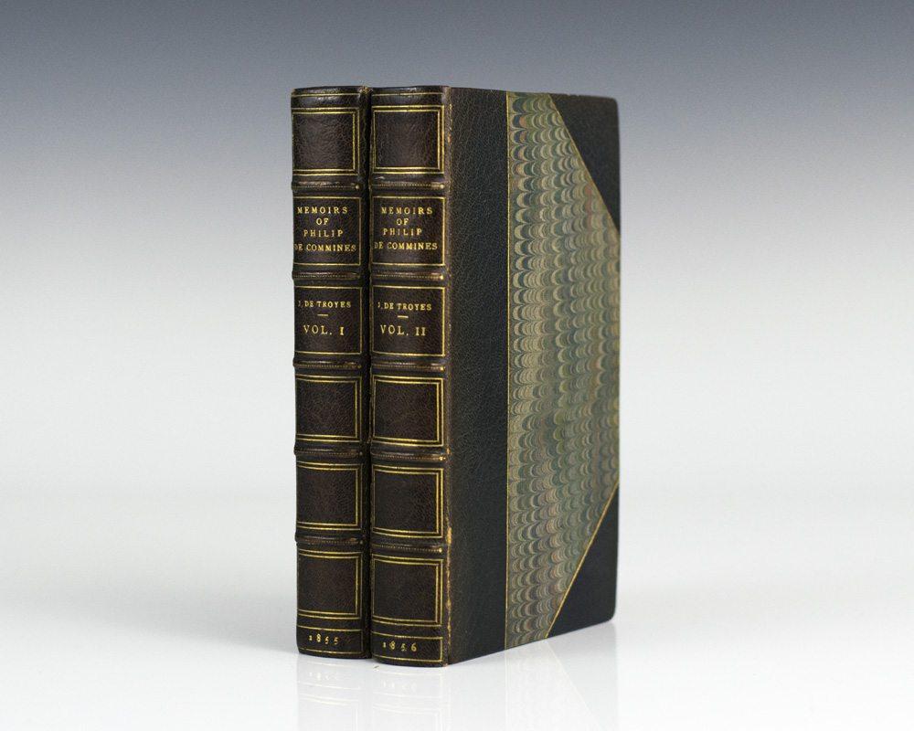 The Memoirs of Philip De Commines, Lord of  Argenton.