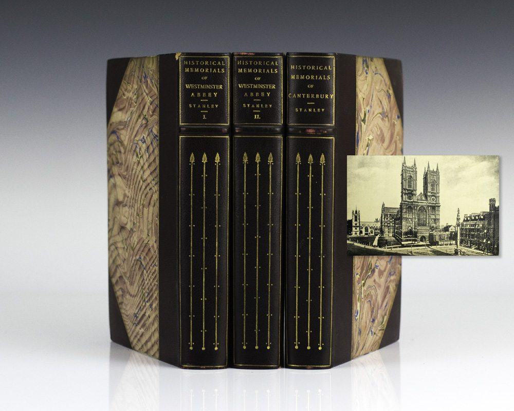 Historical Memorials of Westminster Abbey: Three Volume Set.