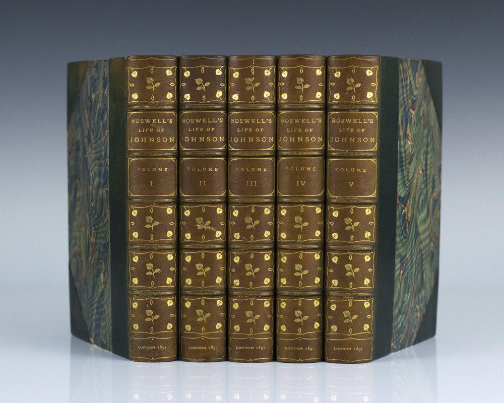 The Life of Samuel Johnson.