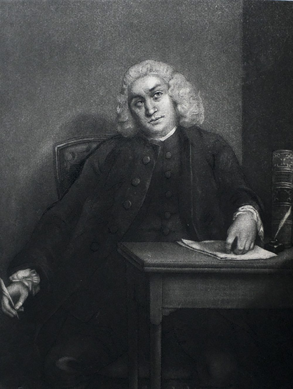 The Life of Samuel Johnson.