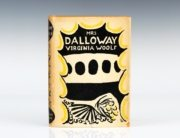 Rare first edition of Mrs. Dalloway by Virginia Woolf