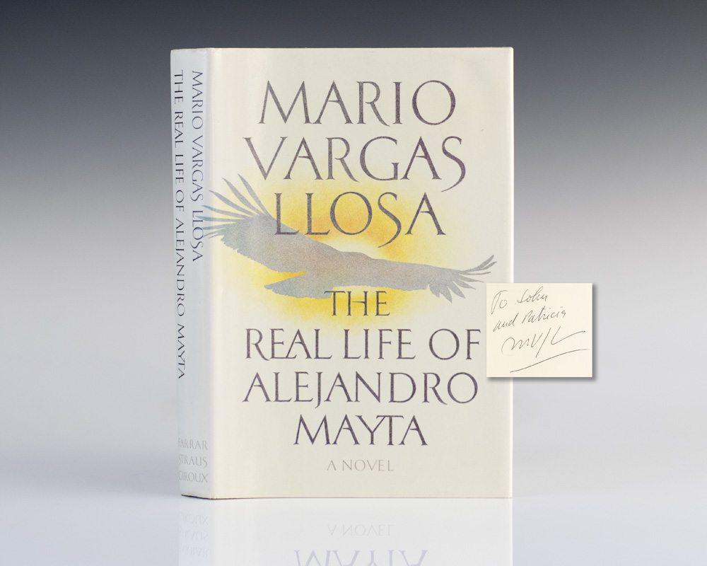 The Real Life of Alejandro Mayta.