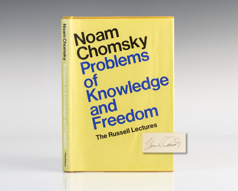 Problems of Knowledge and Freedom: The Russell Lectures.