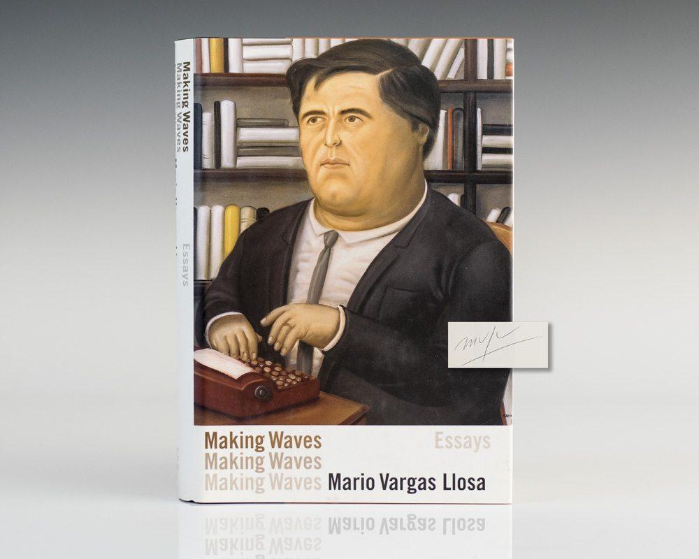 Making Waves Essays Raptis Rare Books border=