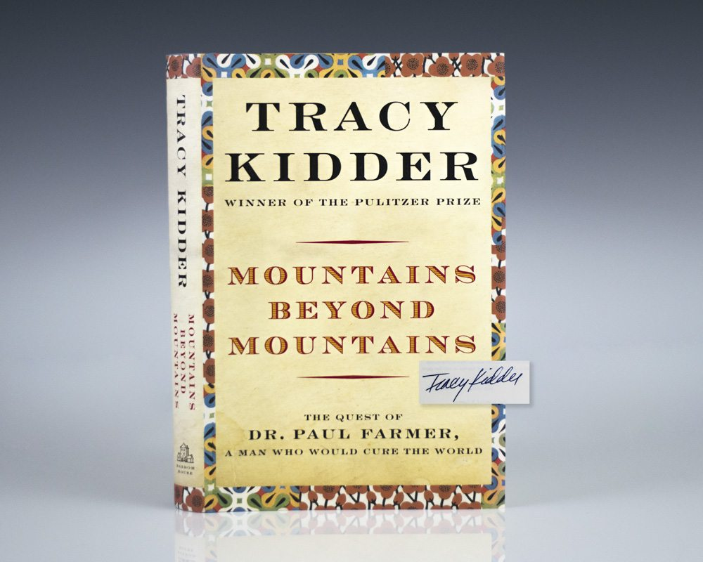 tracy kidders mountains beyond mountains essay