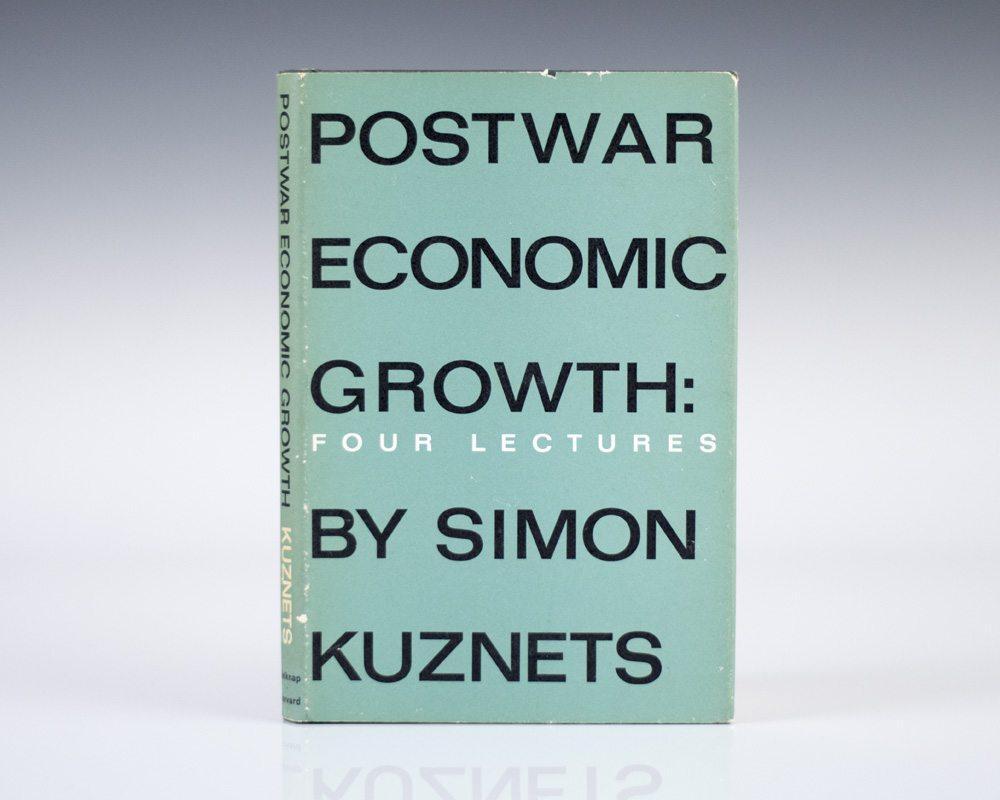 Postwar Economic Growth: Four Lectures.