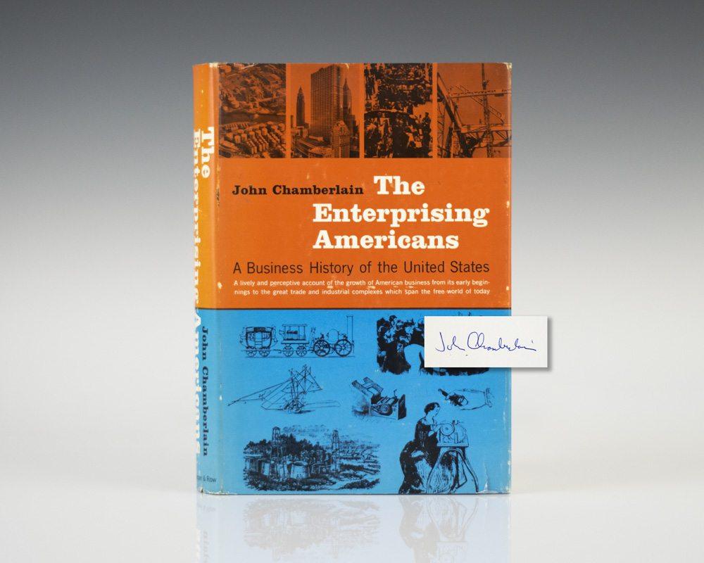 The Enterprising Americans.