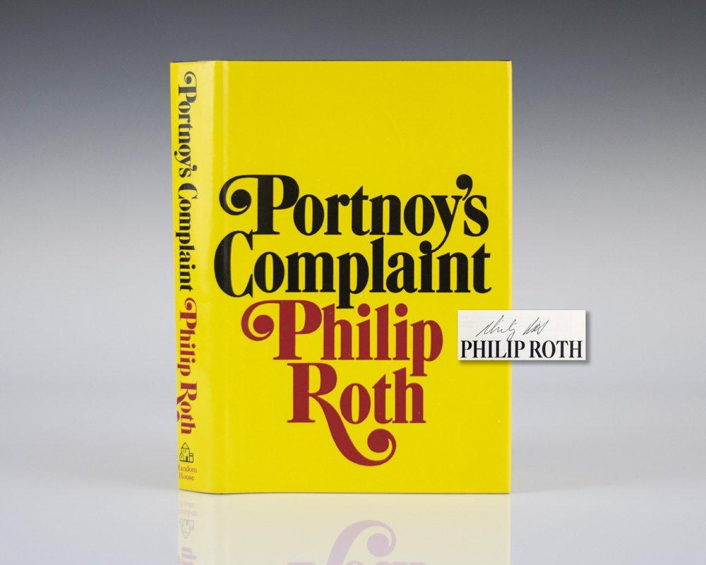 Portnoy's Complaint.