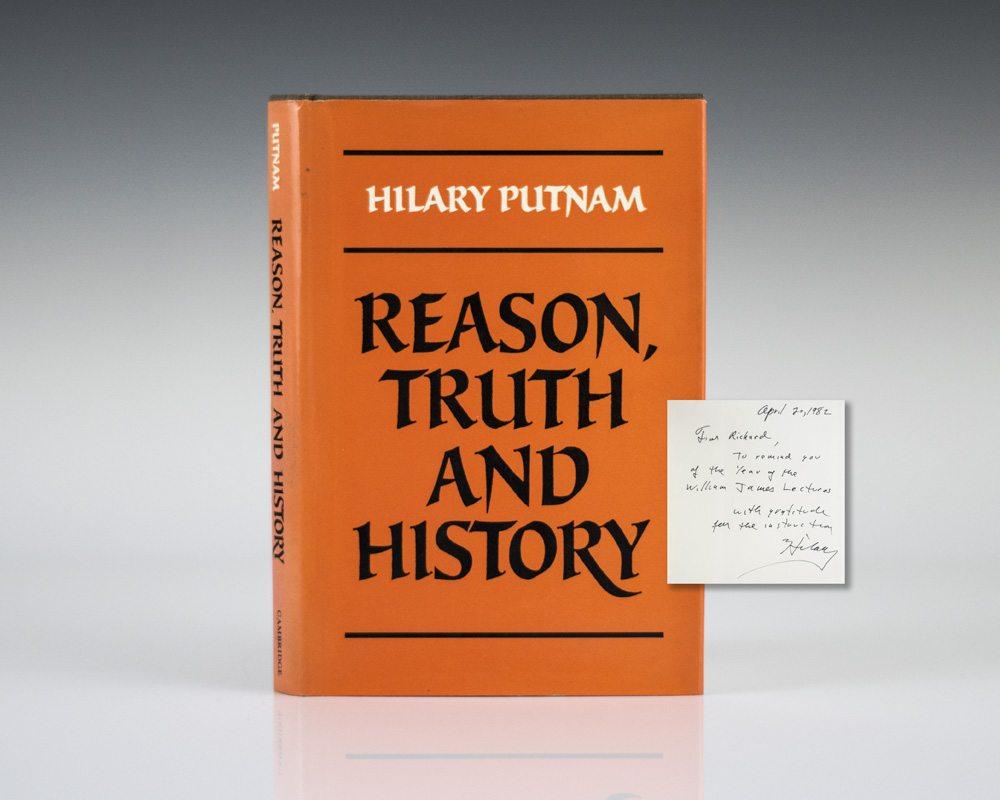 Reason, Truth and History.