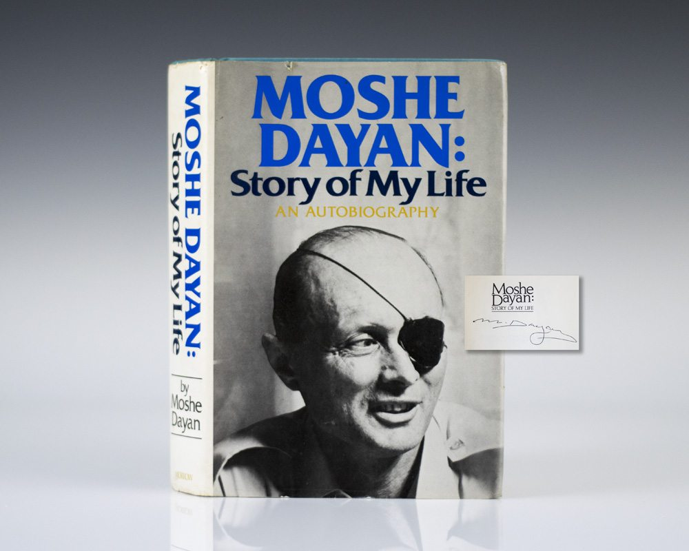 Moshe Dayan: Story of My Life.