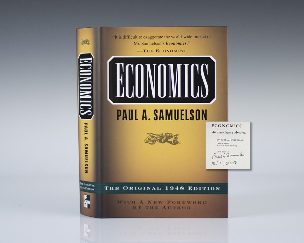 Economics: An Introductory Analysis.