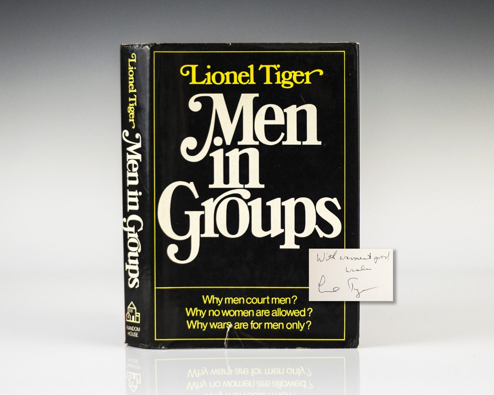 Men in Groups.