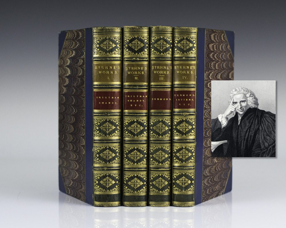 The Works of Laurence Sterne.