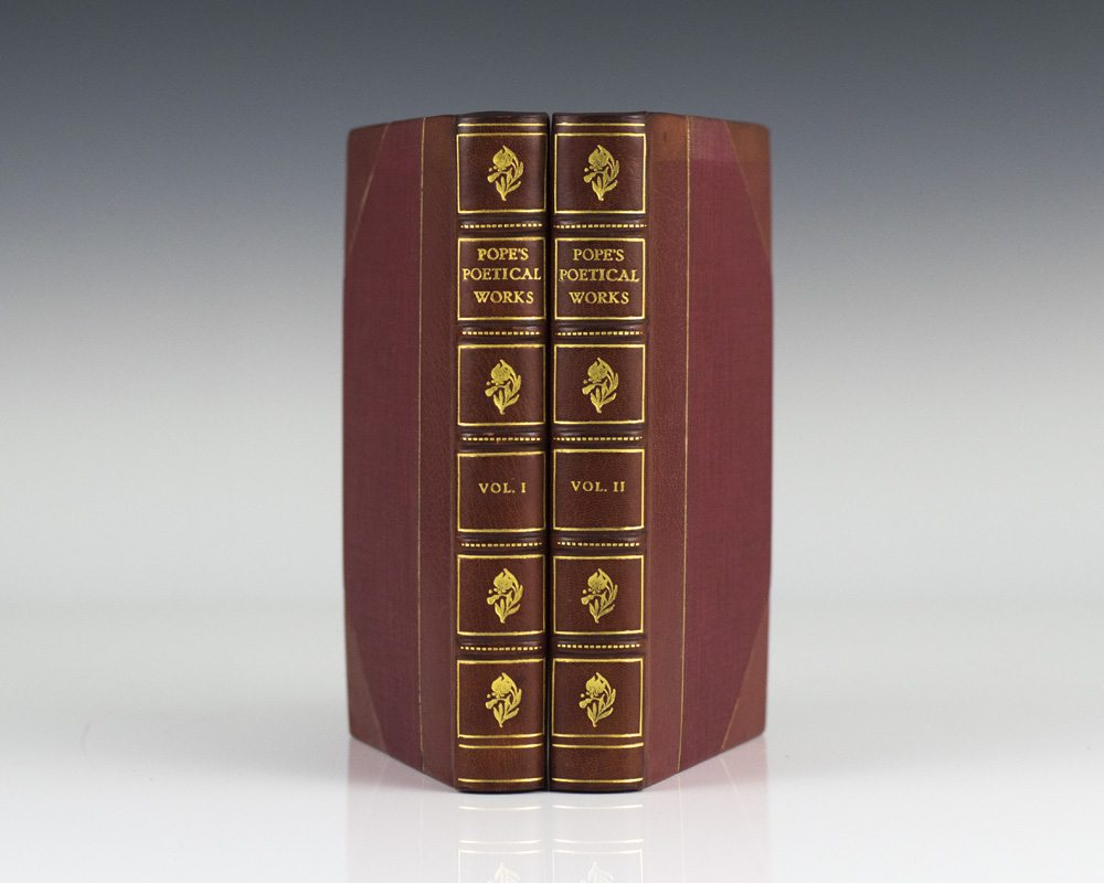 The Poetical Works of Alexander Pope with a Memoir, Critical Dissertation, and Explanatory Notes.