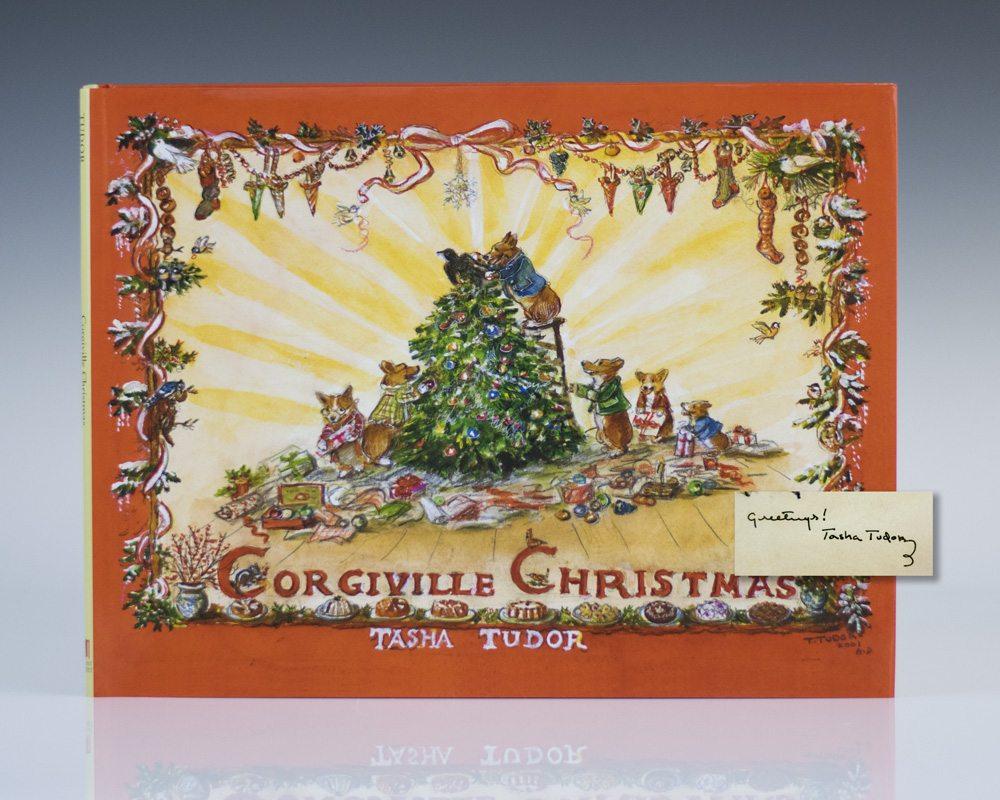 Corgiville Christmas.
