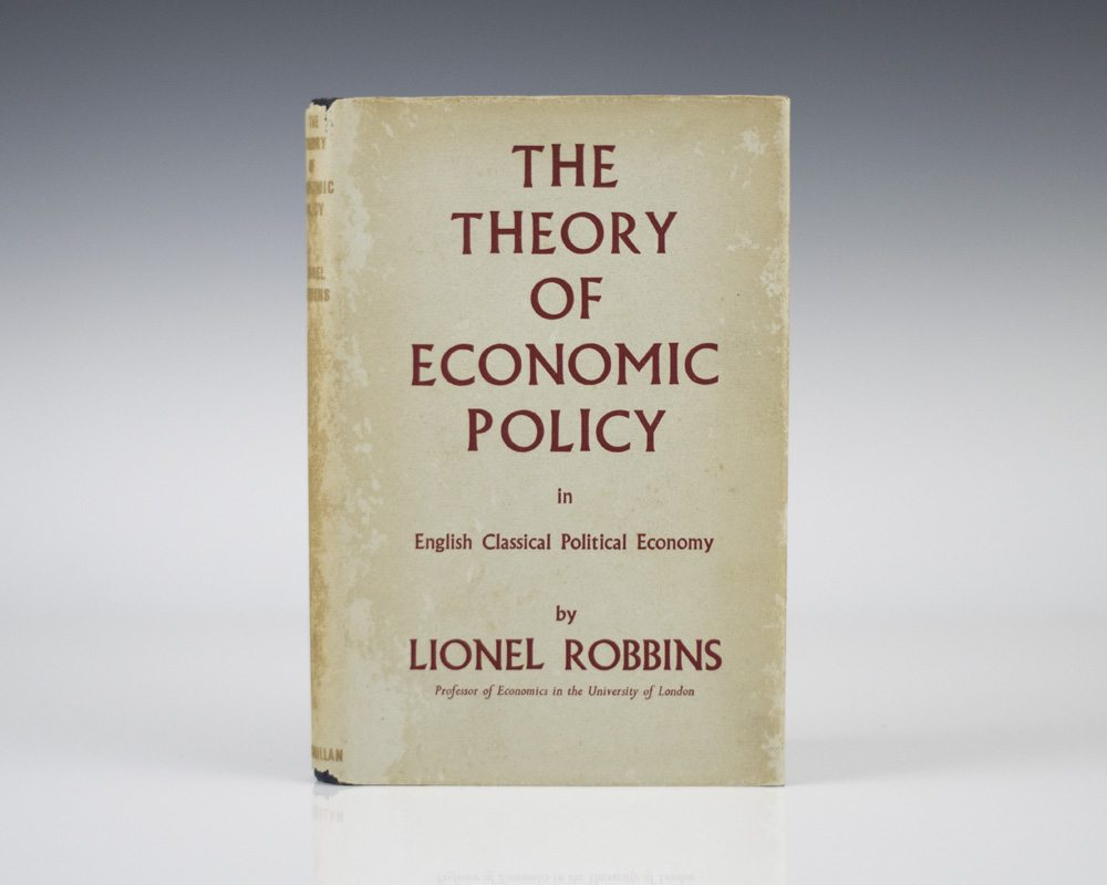 the theory of political economy pdf