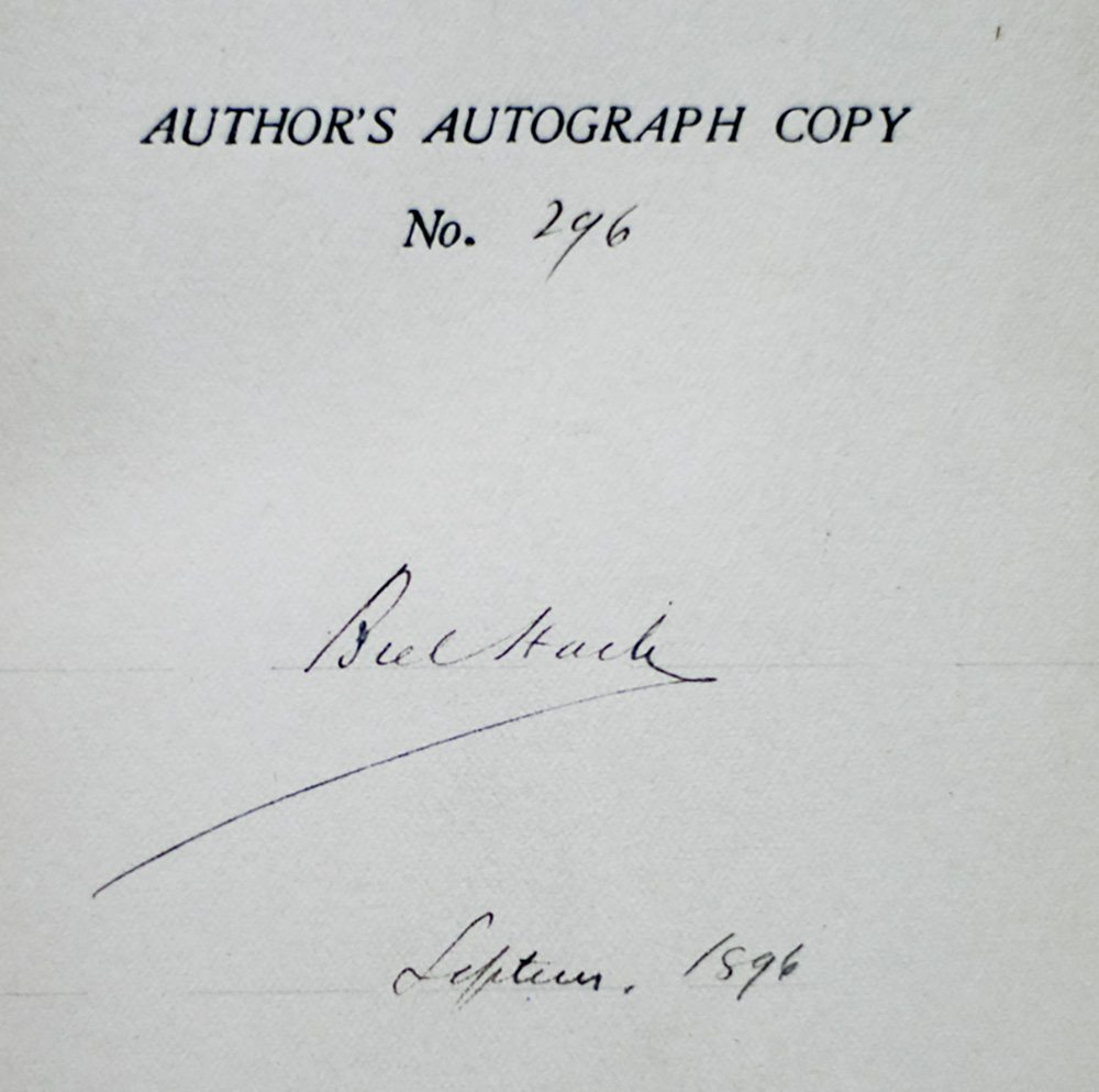 The Writings of Bret Harte: Autograph Edition.