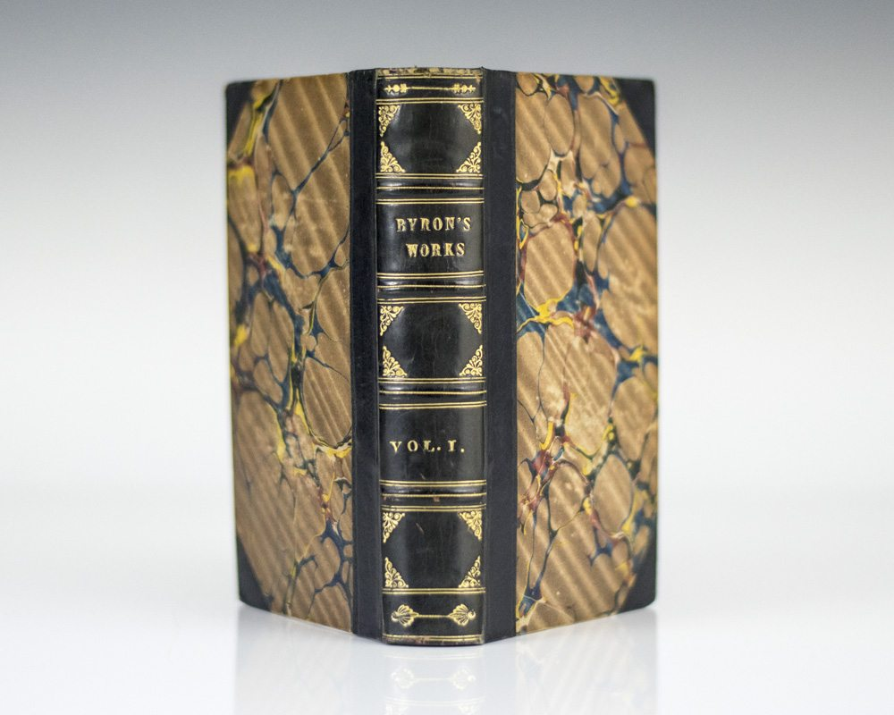 The Works of Lord Byron: With His Letters and Journals and His Life, by Thomas Moore, Esq. (Byron's Works)