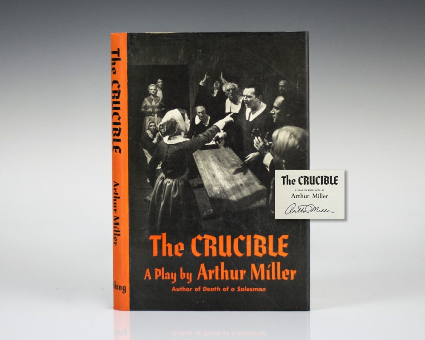 The Crucible.