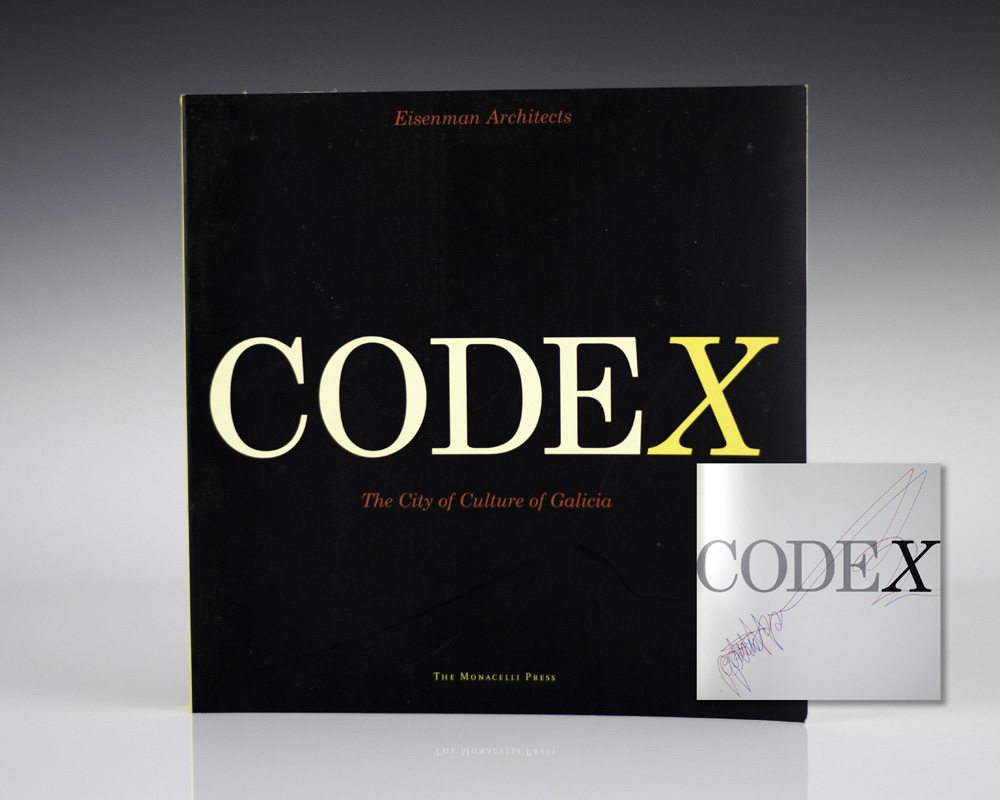Codex: The City of Culture of Galicia.