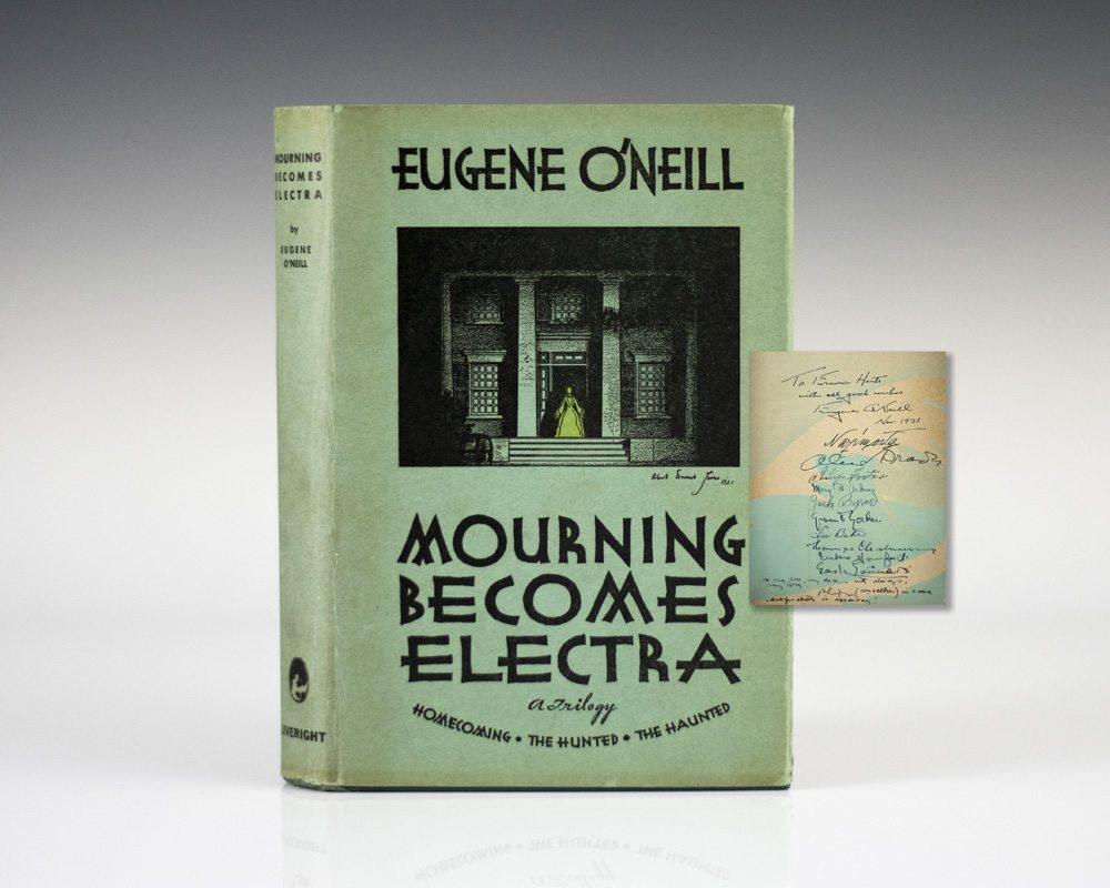 Mourning Becomes Electra.