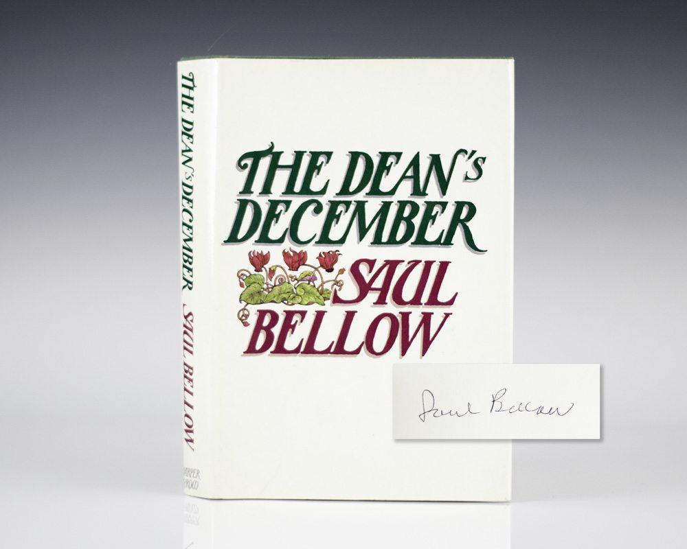 The Dean's December.
