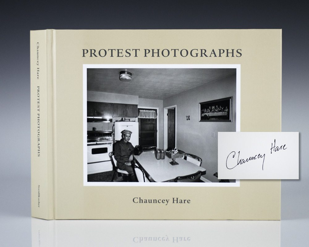 Protest Photographs.