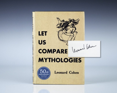 Let Us Compare Mythologies.
