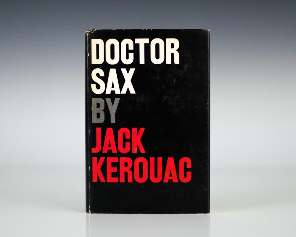 Doctor Sax: Faust Part Three.