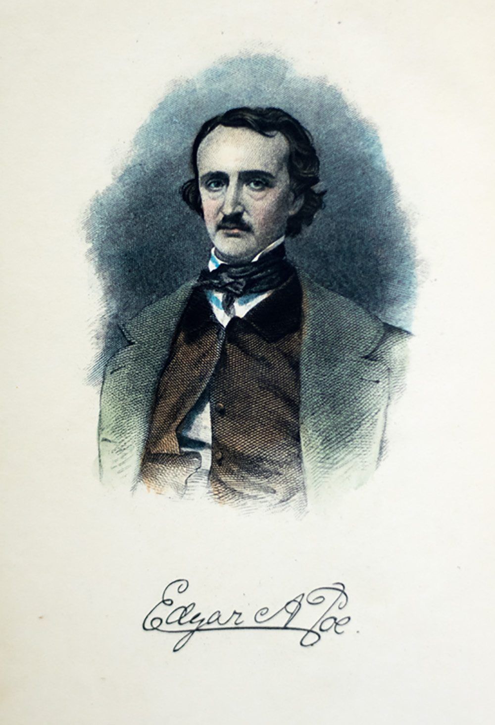 an examination of the works of edgar allan poe Home studentswho was edgar allan poe who was edgar allan poe edgar allan poe was one of the most important and influential american writers of the 19th century.